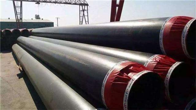 黑龙江防腐钢管国标 客户至上 河北长洪管业供应