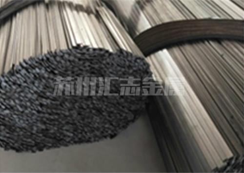 合肥光亮扁钢报价 苏州汇志金属制品供应