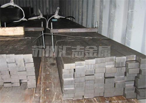 徐州冷拉扁鋼報價 蘇州匯志金屬制品供應