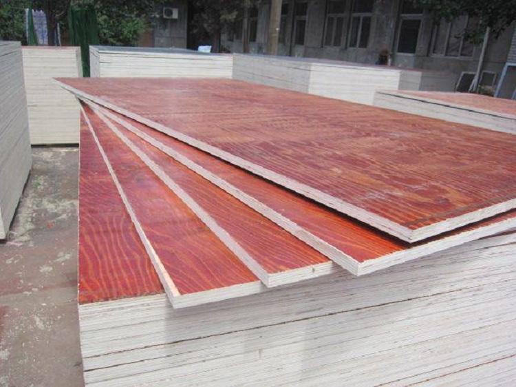 开封建筑模板厂家供应