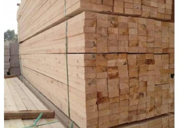 漯河建筑方木厂家批发 有口皆碑 百顺木业供应