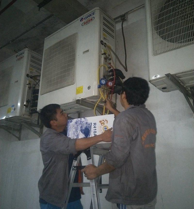 宝山区原装空调维修维修电话,空调维修
