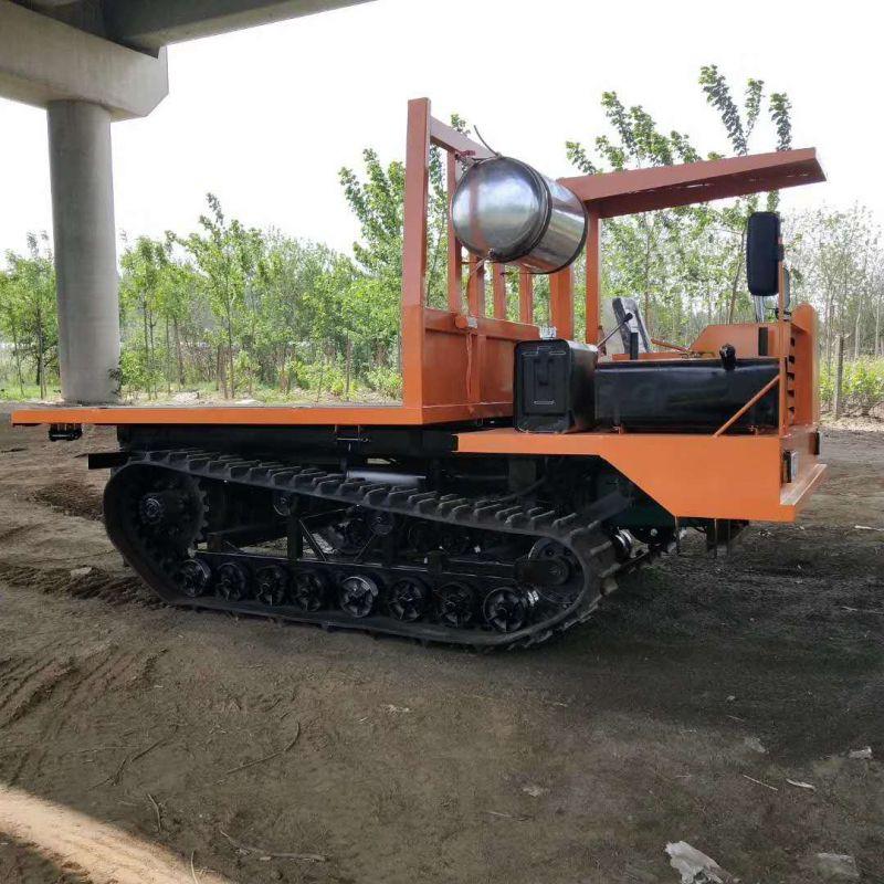 湖北小型农用履带运输车全国发货 欢迎咨询 济宁力征工程机械供应图片