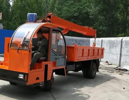 吉林正規隨車吊 濟寧力征工程機械供應