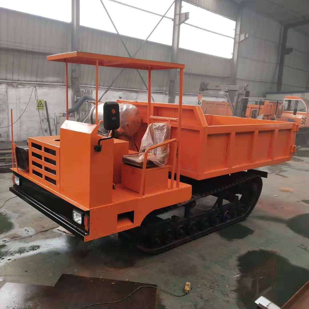 吉林全地形履帶運輸車規格齊全 濟寧力征工程機械供應