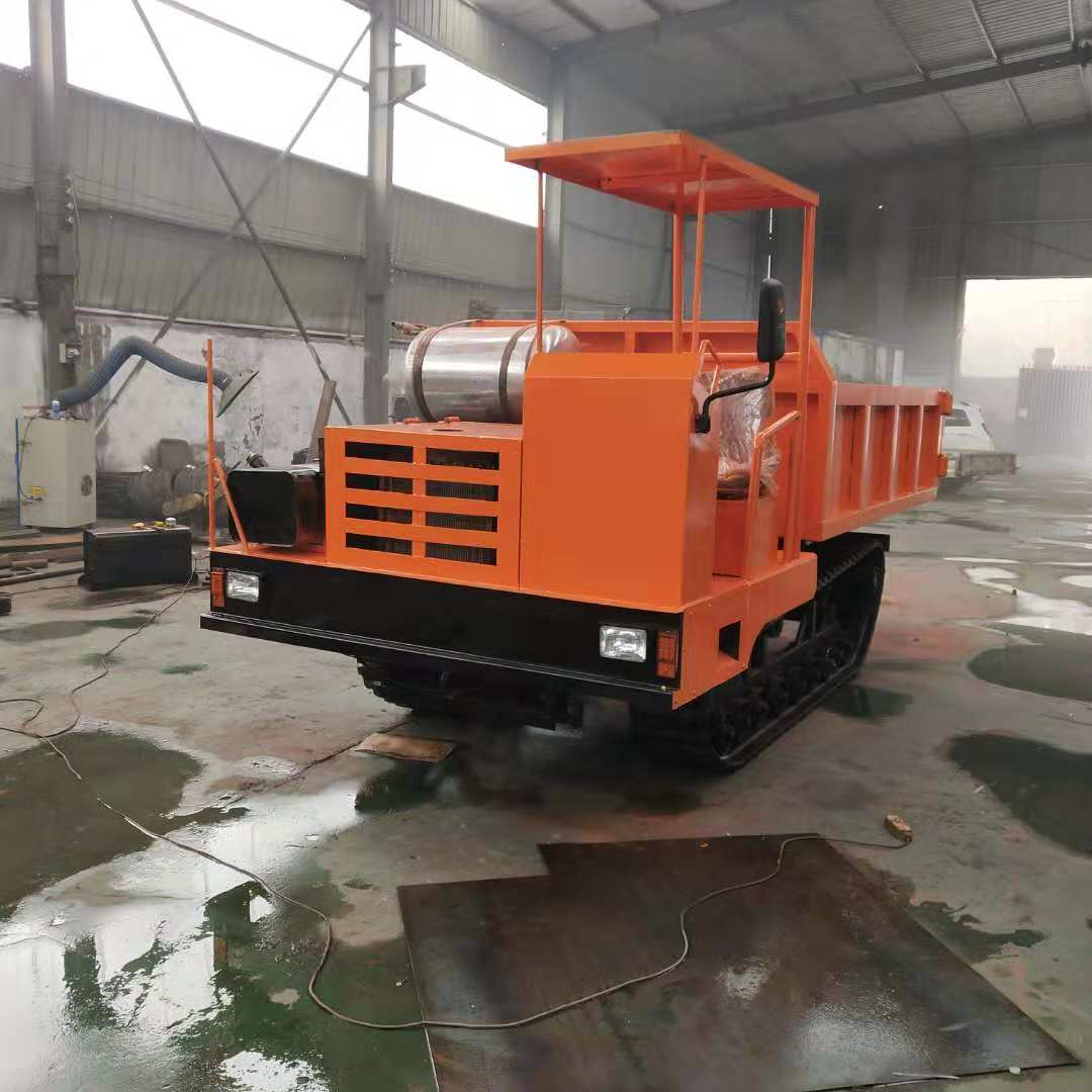 甘肃正规全地形履带运输车 济宁力征工程机械供应