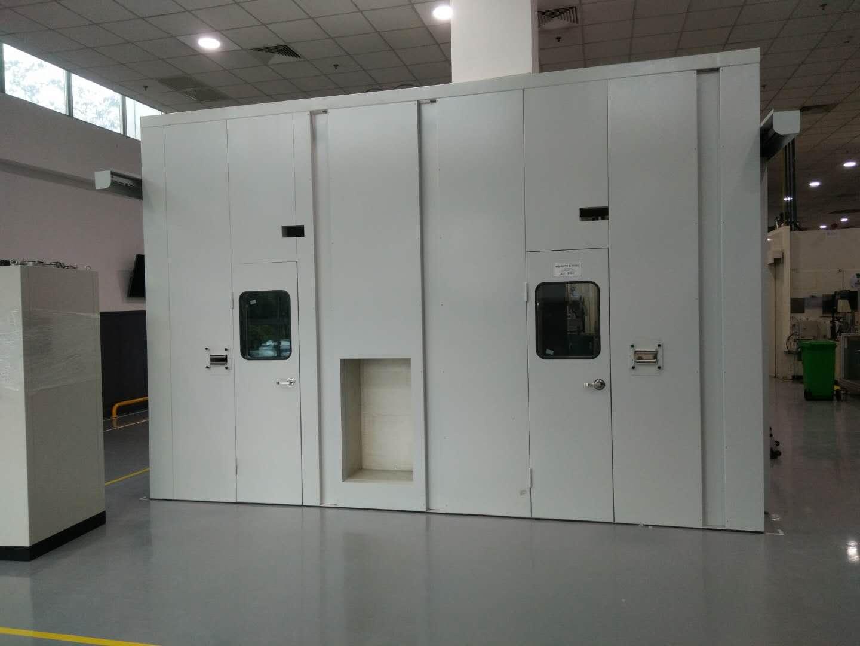 机械静音室制定 上海鼎静环保科技供应