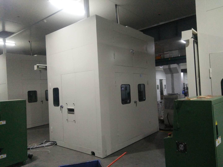 上海厂房隔音箱定制 上海鼎静环保科技供应
