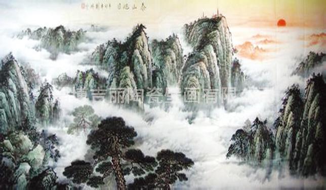 山东水利瓷砖壁画厂家 淄博吉丽陶瓷壁画供应
