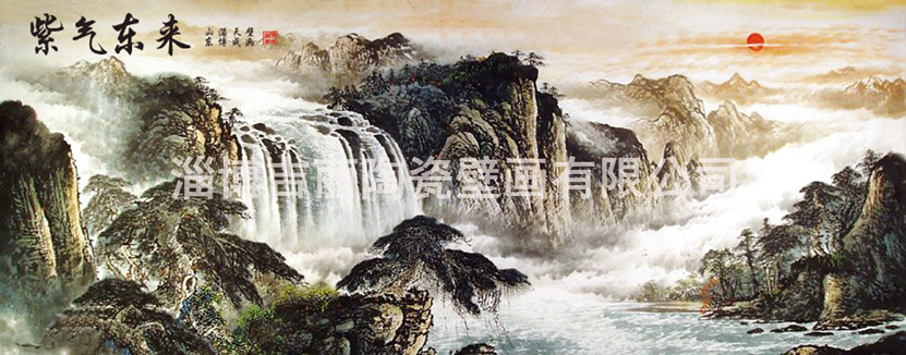 山东寺庙瓷砖壁画厂家