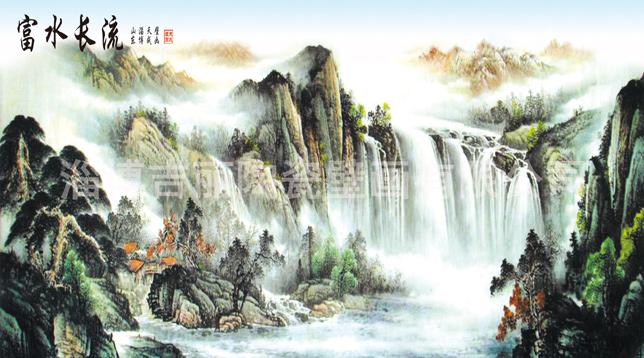 山东社区全瓷壁画定制 淄博吉丽陶瓷壁画供应