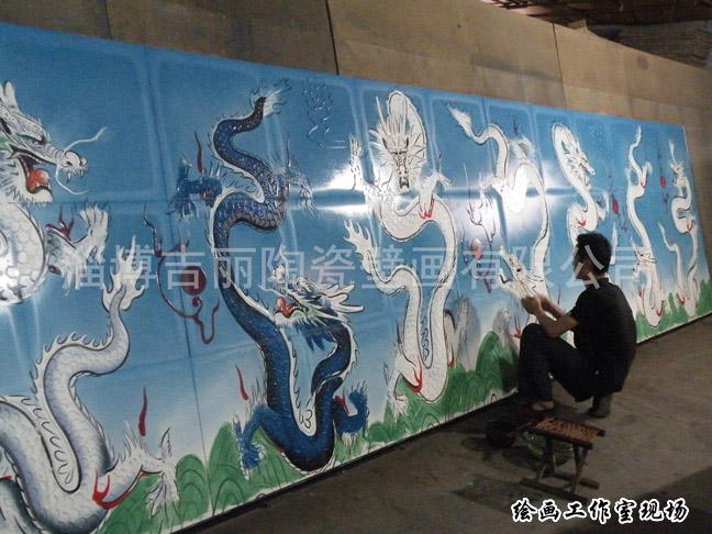 山东打印陶瓷壁画零售 淄博吉丽陶瓷壁画供应