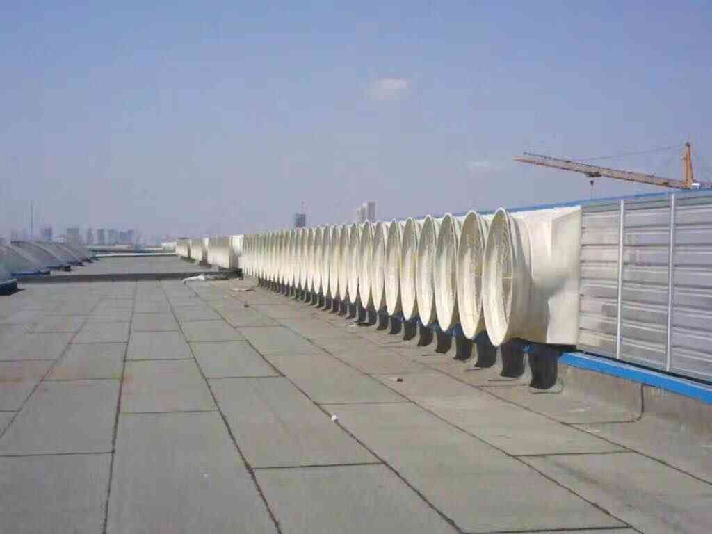 蚌埠大型负压风机订购 南京耀治环境设备供应
