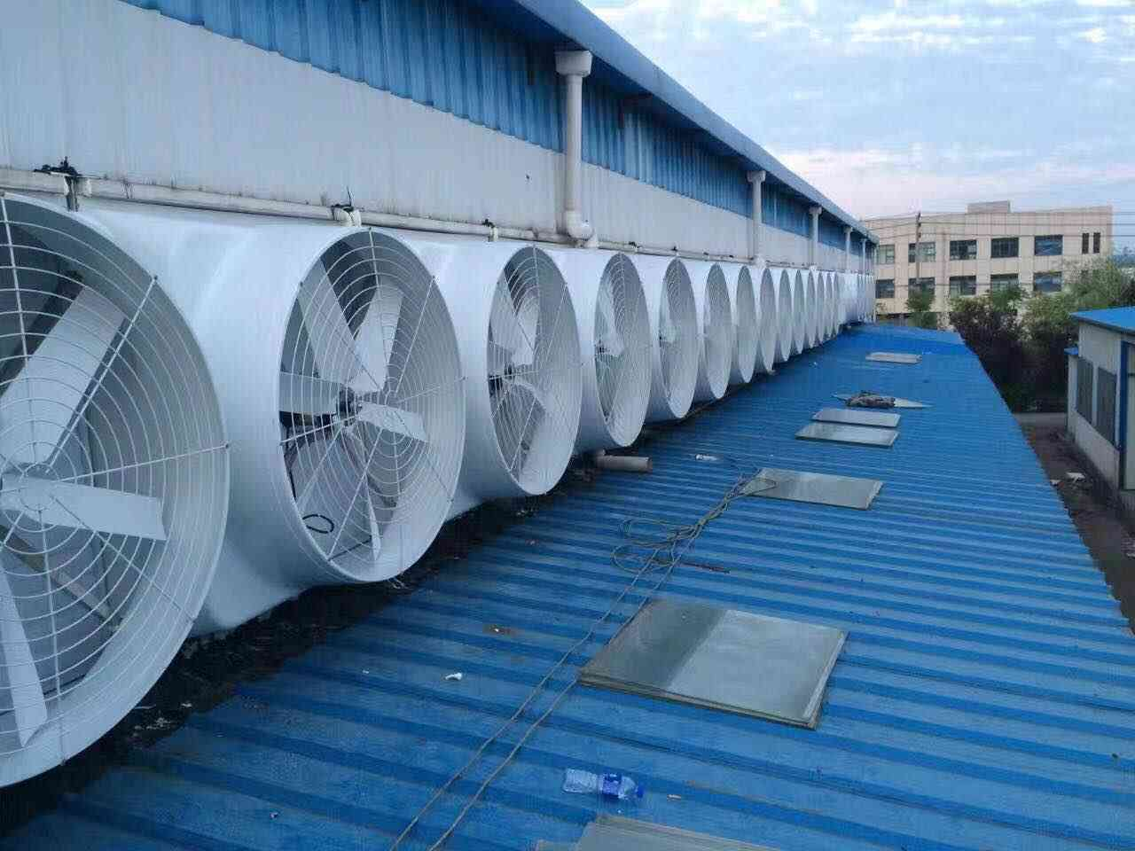 合肥温室负压风机效果 南京耀治环境设备供应