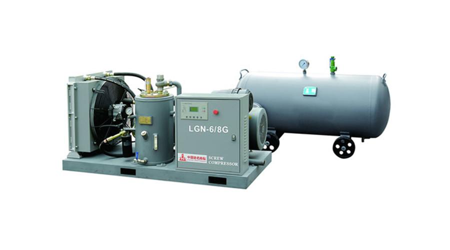 开山活塞式空气压缩机生产厂家 厦门怡韵恩机电设备供应