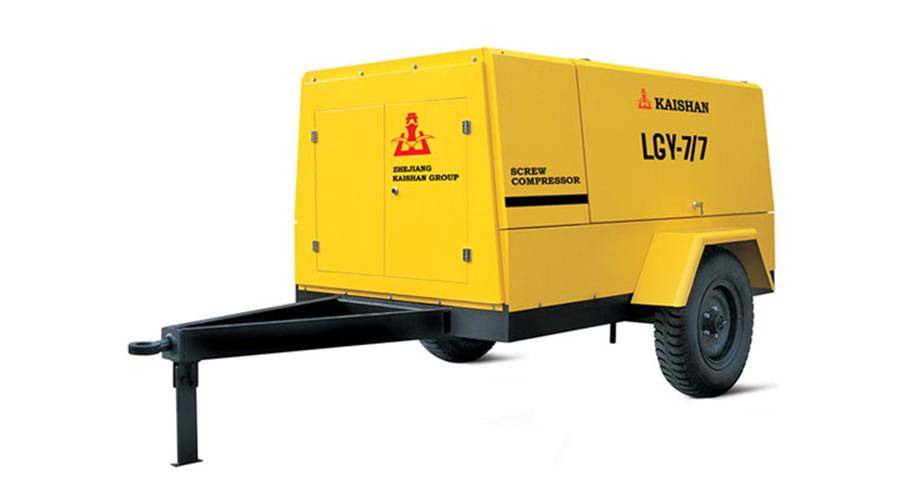 开山移动式空气压缩机价格 厦门怡韵恩机电设备供应