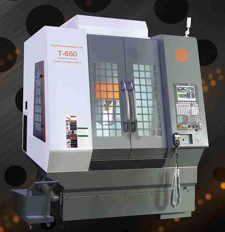龙岗区利工数控精密钻孔机高品质的选择,数控精密钻孔机