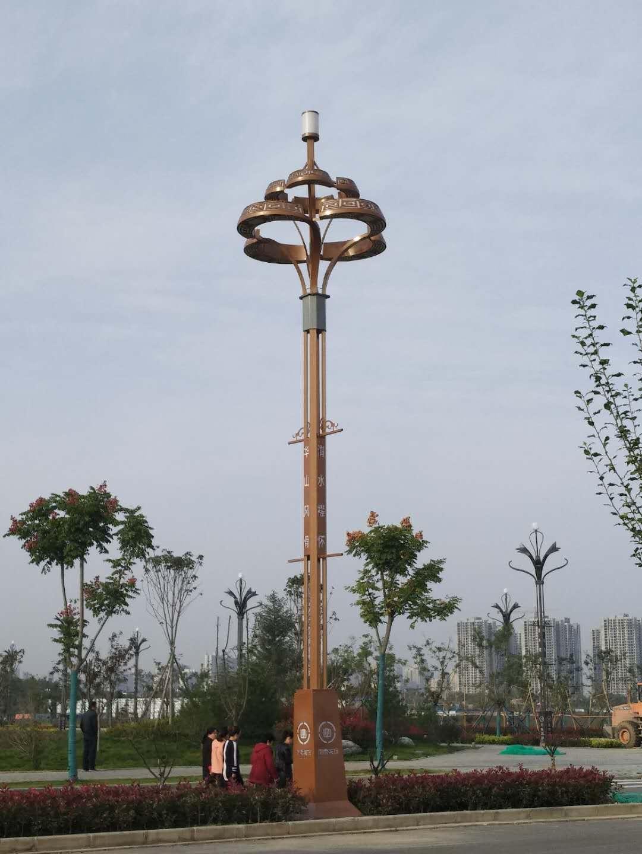 安康公园景观灯质量材质上乘「山东惜光静雅照明供应」