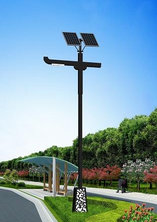 潍坊节电太阳能路灯优质商家 山东图景照明工程供应