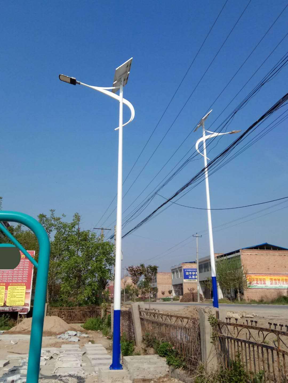 烟台一体化太阳能路灯 山东图景照明工程供应