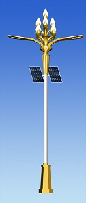 青岛太阳能路灯按需定制 山东图景照明工程供应