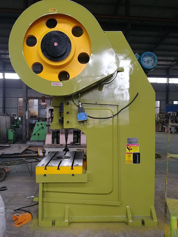 南京35吨开式冲床多少钱 南京晶石机械设备供应