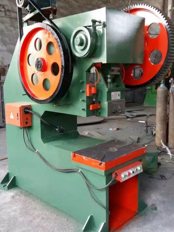 浙江35噸鋼板焊接沖床 南京晶石機械設備供應