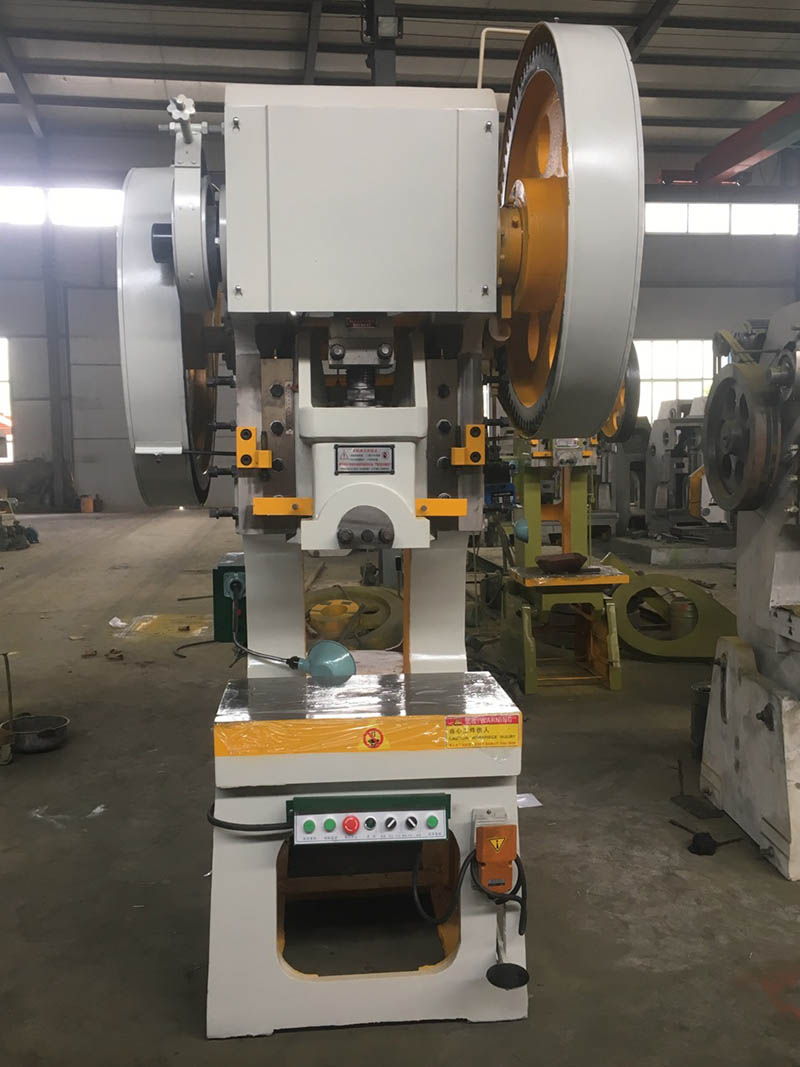 南京100吨固定台式冲床价格 南京晶石机械设备供应