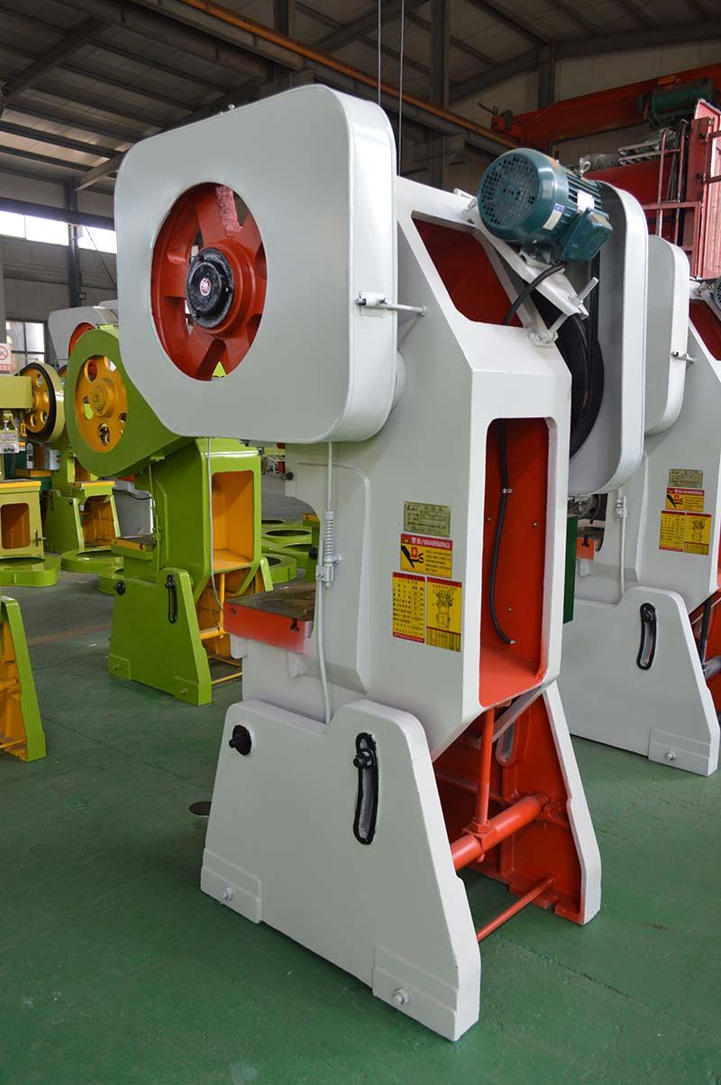 上海16吨可倾式冲床多少钱 南京晶石机械设备供应