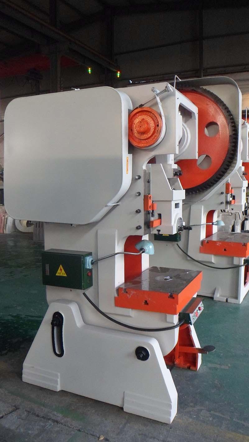 浙江63吨可倾式冲床生产厂家 南京晶石机械设备供应