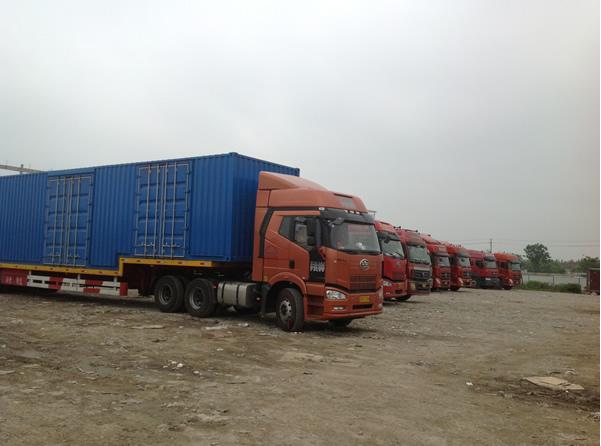 苏州到蚌埠整车运输,整车运输