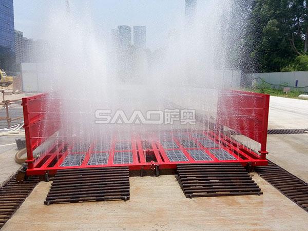 河南工程洗车机价格 客户至上 济宁萨奥机械供应