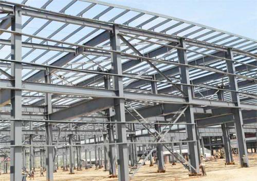 尼勒克钢结构定制,钢结构