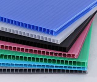 合肥知名中空板生产基地 南京汇浦塑料中空板供应
