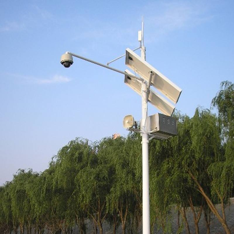 甘肃太阳能监控杆高品质的选择
