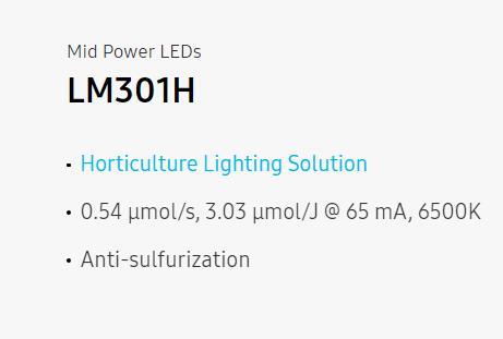 河北进口LM301H全色温现货供应,LM301H