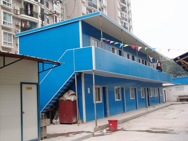霍尔果斯住宅彩钢活动房规格「天佑彩钢钢结构供应」