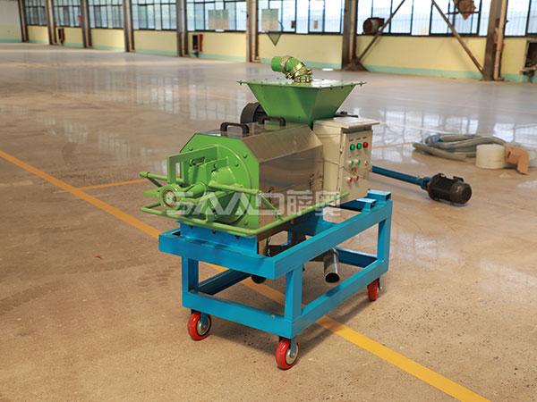 河北固液分离机的用途和特点 济宁萨奥机械供应