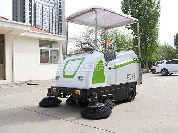 江苏扫地机行业专家在线为您服务 济宁萨奥机械供应
