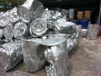 刘桥镇废铁回收价格,废铁回收