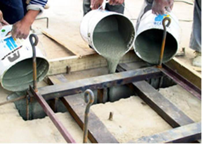 莱芜机器底座灌浆料多少钱一吨 昊翔材料供应