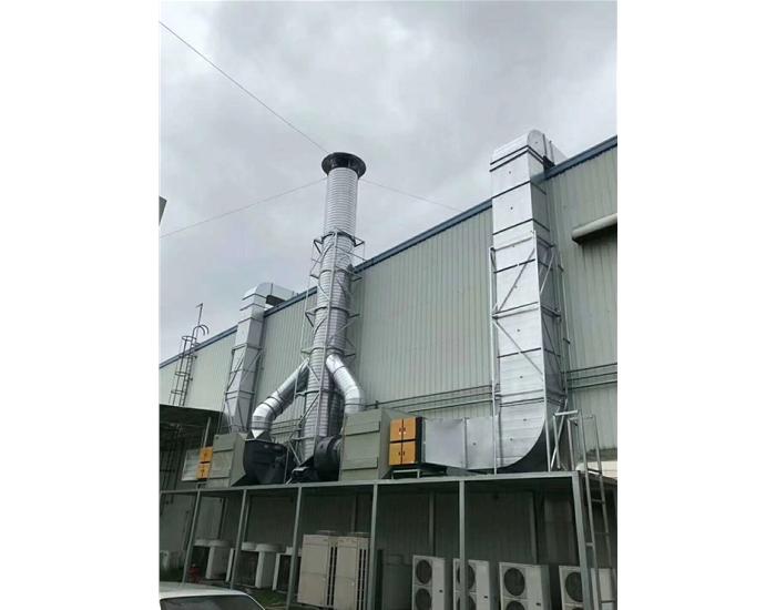 黄浦区厂房排风废气处理质量放心可靠,厂房排风废气处理