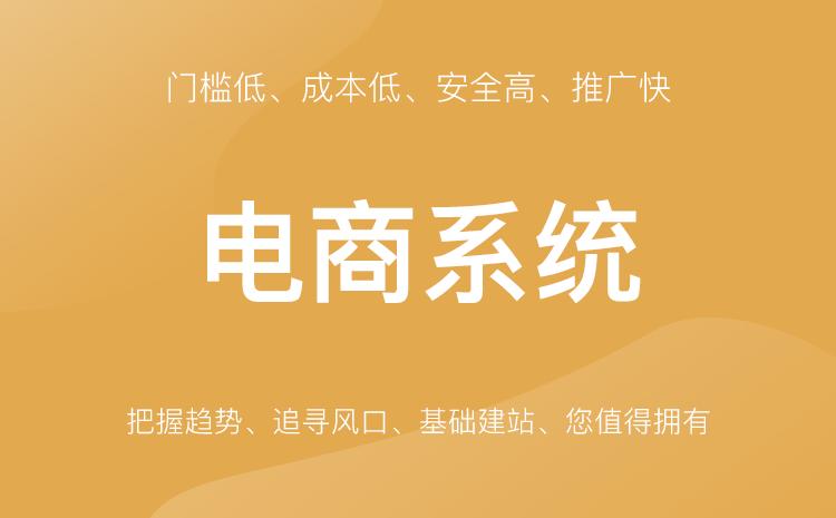 昆明电商系统定制开发,系统