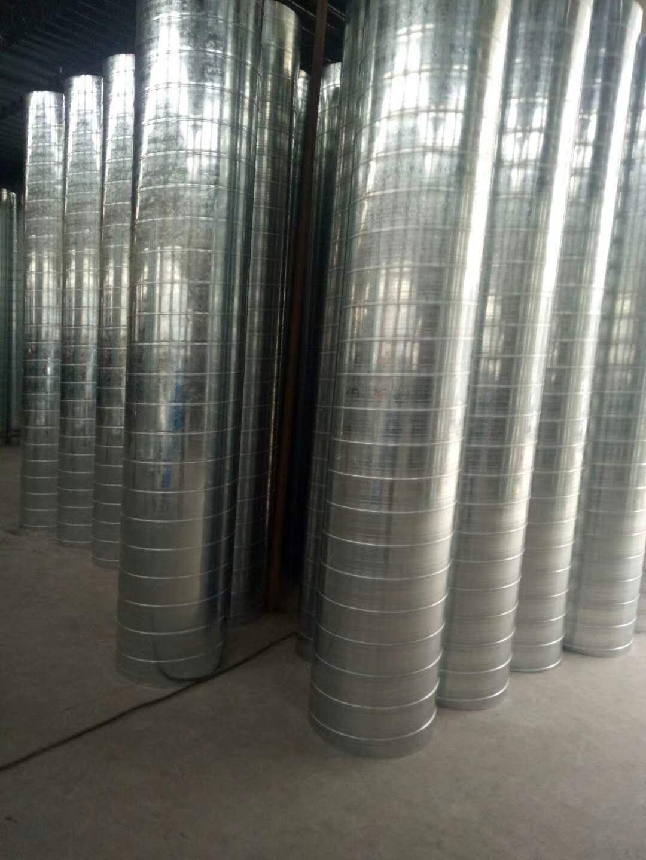 直销螺旋风管生产厂家哪家强,螺旋风管生产厂家