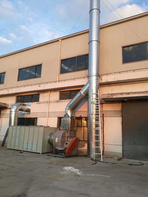 静安区排风管道性价比高 有口皆碑「上海强旺暖通设备工程供应」