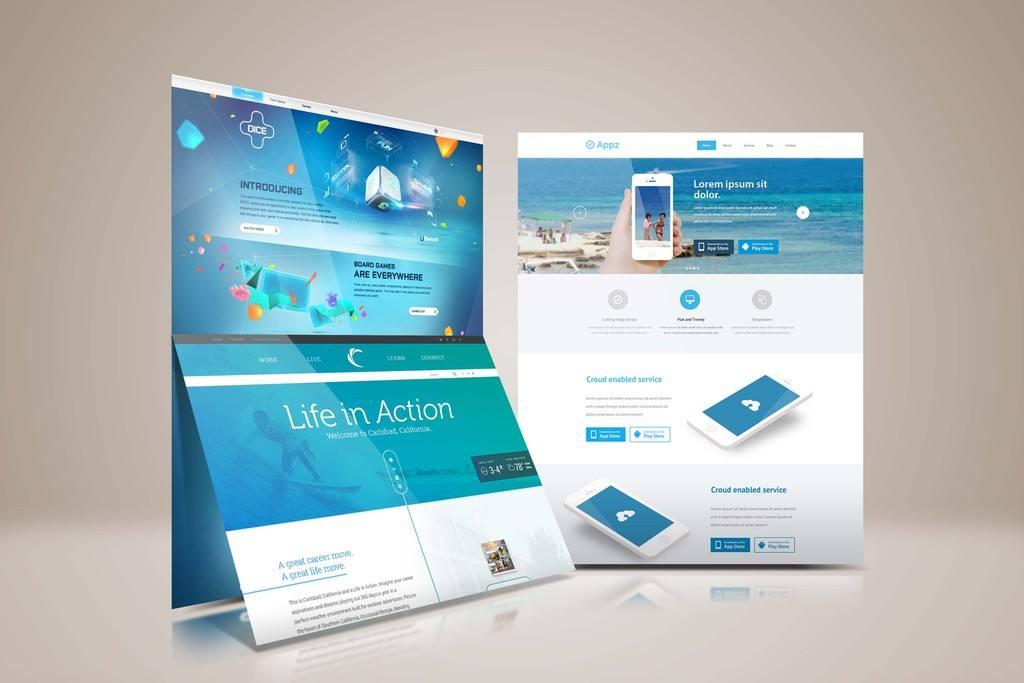 山东企业网页设计公司,网页设计