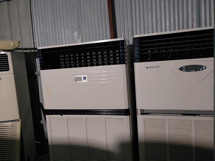 河南二手空調安裝 南陽市涵越電器供應