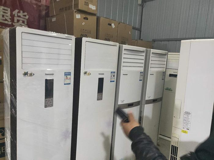 河南二手空调价格 南阳市涵越电器供应