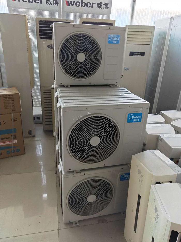 河南二手空调上门服务 南阳市涵越电器供应