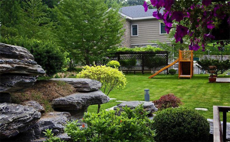 别墅花园设计理念「植物城堡供应」图片